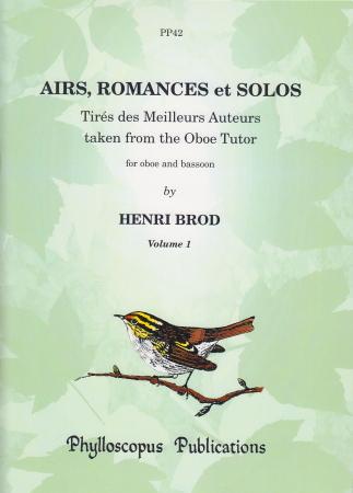 AIRS, ROMANCES & SOLOS I