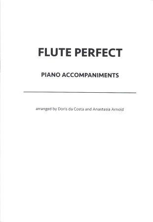 FLUTE PERFECT Piano Accompaniments