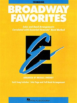 BROADWAY FAVOURITES (Essential Elements)