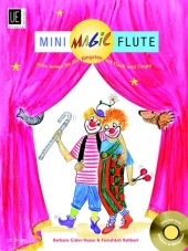 MINI MAGIC FLUTE 1 + CD
