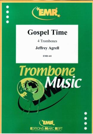 GOSPEL TIME (score & parts)