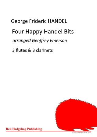 FOUR HAPPY HANDEL BITS