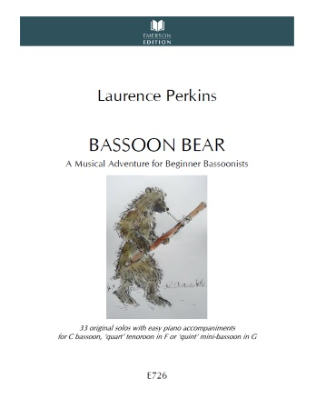 BASSOON BEAR - Digital Edition