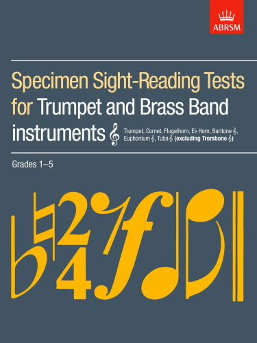 SPECIMEN SIGHT READING TESTS Grades 1-5