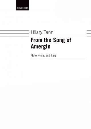 FROM THE SONG OF AMERGIN