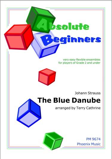 THE BLUE DANUBE (score & parts)