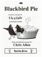 BLACKBIRD PIE nursery rhymes