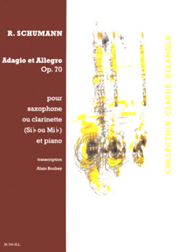 ADAGIO AND ALLEGRO Op.70