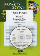 SOLO PIECES Volume 2 + CD