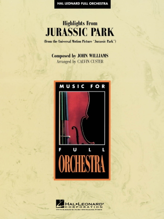 JURASSIC PARK Highlights (score)