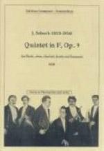 QUINTET No.1 in F major Op.9