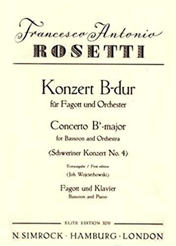 CONCERTO No.4 in Bb major