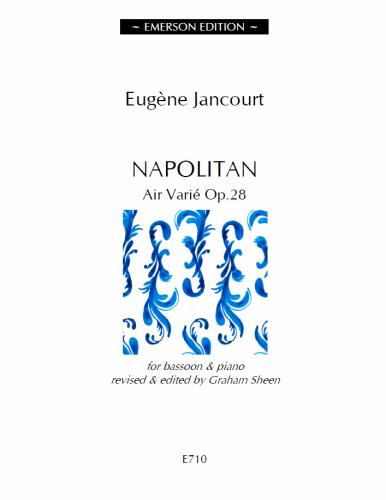 NAPOLITAN Air Varie Op.28
