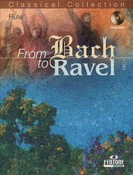 FROM BACH TO RAVEL + CD