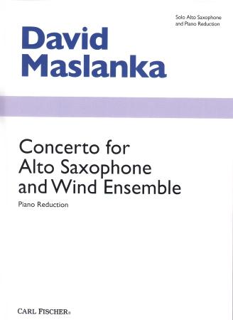 CONCERTO for Alto Saxophone