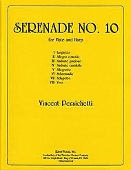 SERENADE No.10 Op.79