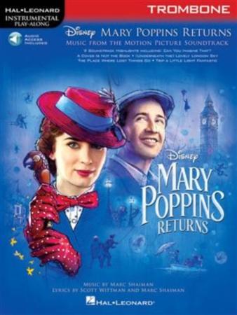MARY POPPINS RETURNS + Online Audio