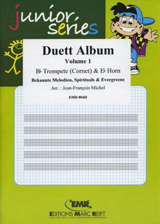 DUET ALBUM Volume 1 (Junior Series)
