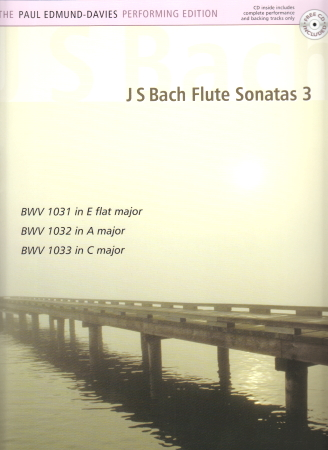 FLUTE SONATAS Book 3 + CD