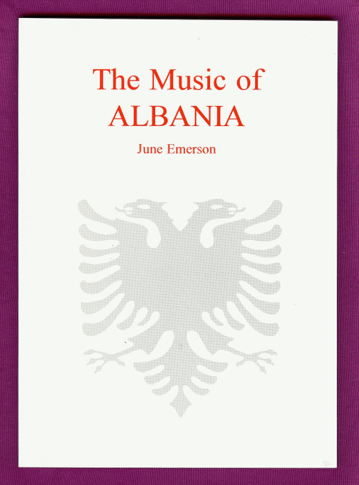 THE MUSIC OF ALBANIA