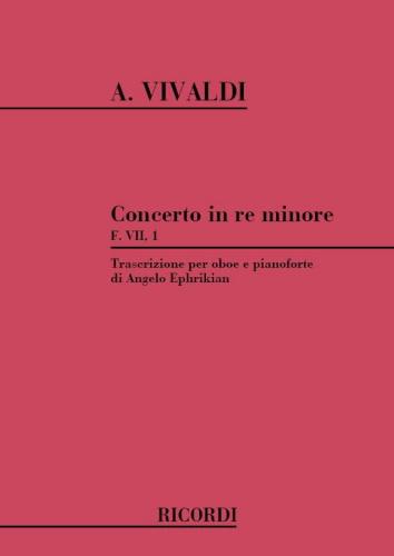 CONCERTO in D minor FVII/1 PV259 RV454 Op.8 No.9