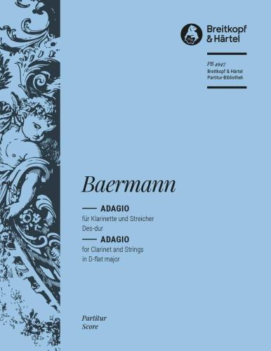 ADAGIO (score)