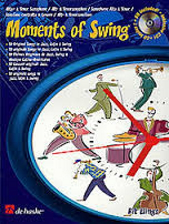 MOMENTS OF SWING + CD