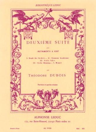 DEUXIEME SUITE (score & parts)