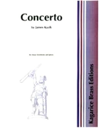 CONCERTO score & parts