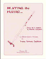 PLAYING THE FLUTE Book 3