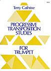 PROGRESSIVE TRANSPOSITION STUDIES