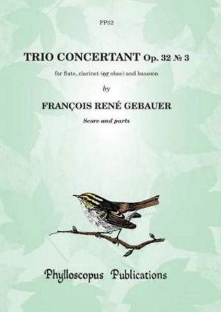 TRIO CONCERTANT Op.32 No.3