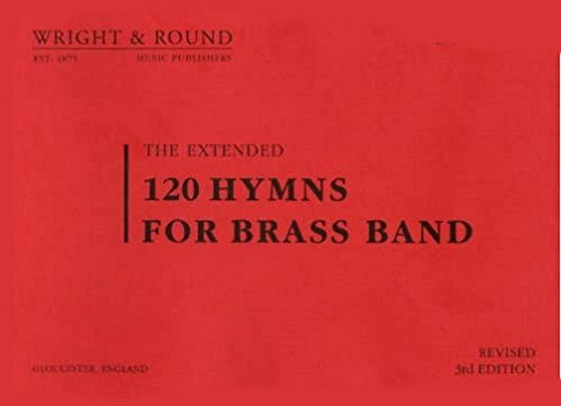 120 HYMNS FOR BRASS BAND Bb Bass (bass clef)