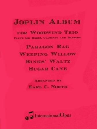 JOPLIN ALBUM (score & parts)