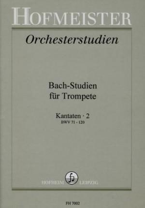 BACH-STUDIEN Cantatas Volume 2