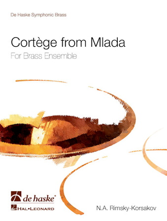 CORTEGE from Mlada (score & parts)