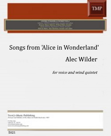 ALICE SONGS