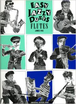 EASY JAZZY FLUTE DUETS