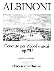 CONCERTO in C major Op.7 No.11