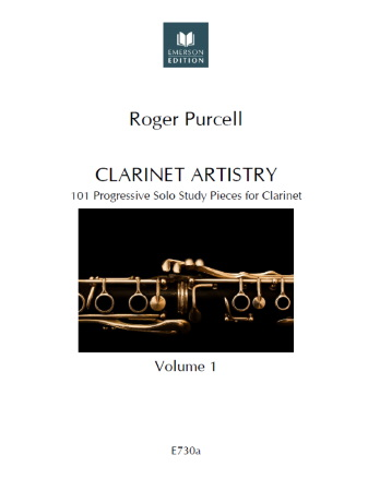 CLARINET ARTISTRY Volume 1