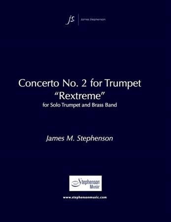 CONCERTO No.2 Rextreme (score)