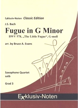 FUGUE in G minor BWV 578 (Little Fugue)