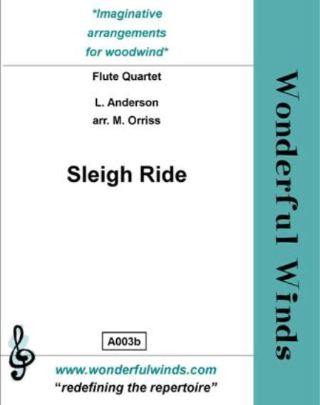 SLEIGH RIDE score & parts