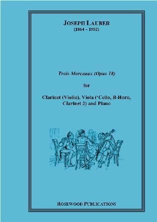 TROIS MORCEAUX Op.18