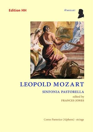 SINFONIA PASTORELLA (score & parts)