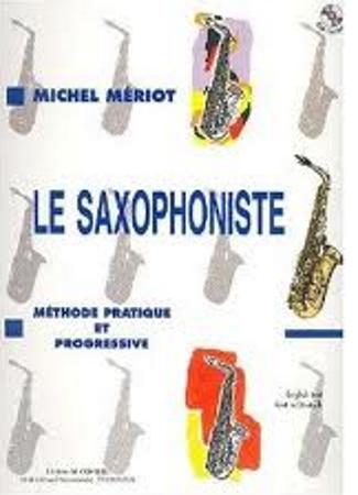 LE SAXOPHONISTE + CD