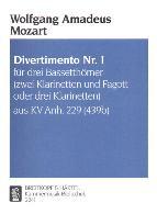 DIVERTIMENTO No.1 KV229 (439b)