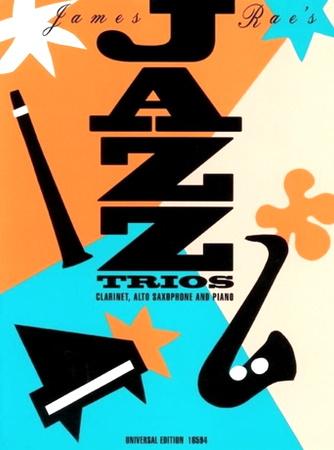 JAMES RAE'S JAZZ TRIOS