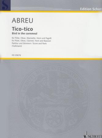TICO TICO (score & parts)