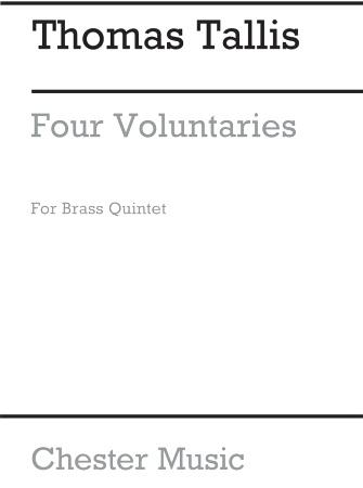 FOUR VOLUNTARIES (score)